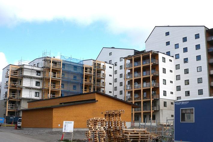Vallen in Växjö