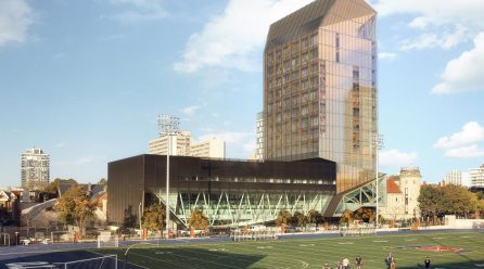 U of T to build academic wood tower
