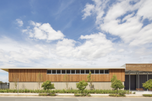 The Penrith building at the forefront of sustainable design