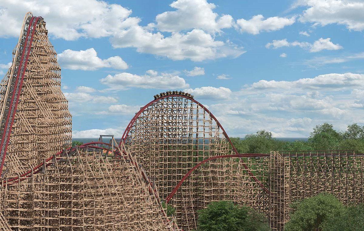 Cedar Point Announces Record-Breaking Steel Vengeance