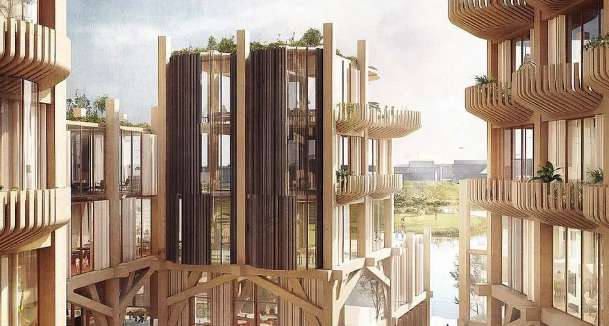 Ply in the sky: the new materials to take us beyond concrete