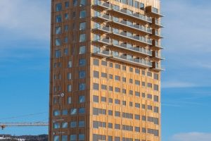 World's tallest timber building officially crowned by CTBUH