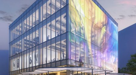 EJE Architecture designs Newcastle Uni's new sustainable hub