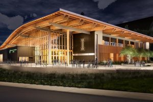 Is wood the future of campus construction?