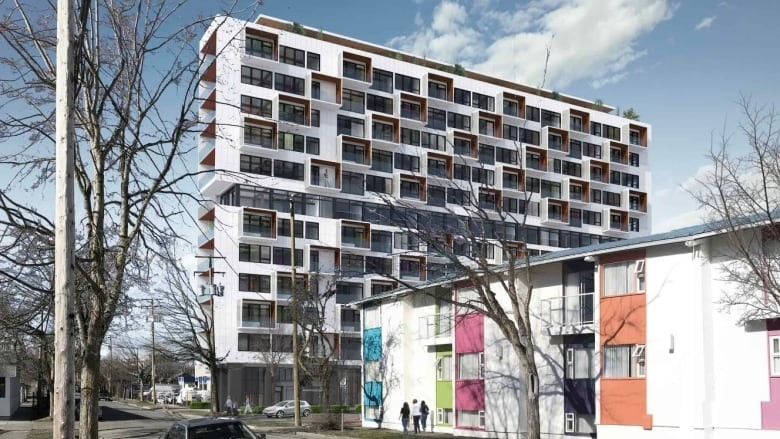 Victoria developer reaches for sky with mass timber tower