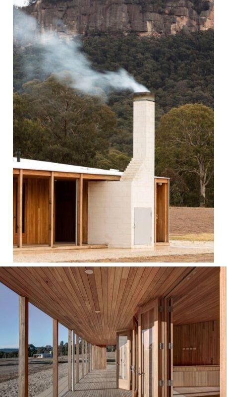 Architecture of stewardship: Cranbrook School Wolgan Valley