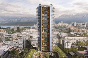Delta proposes mass timber skyscraper in B.C.