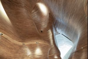 National Museum of Qatar Shop Interiors by Koichi Takada Architects