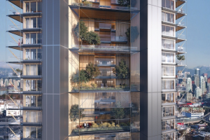Up to 40 floors: World's tallest wood tower proposed for Vancouver