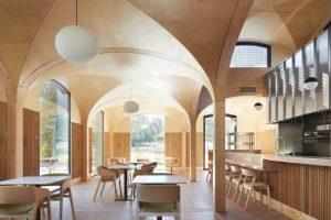 Wildernesse Restaurant by Morris+Company