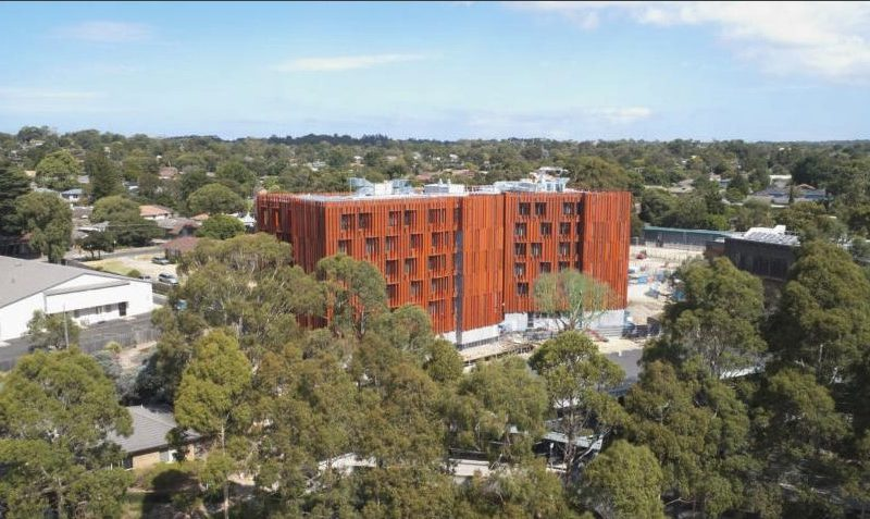 Multiplex project becomes Australia's largest Passive House