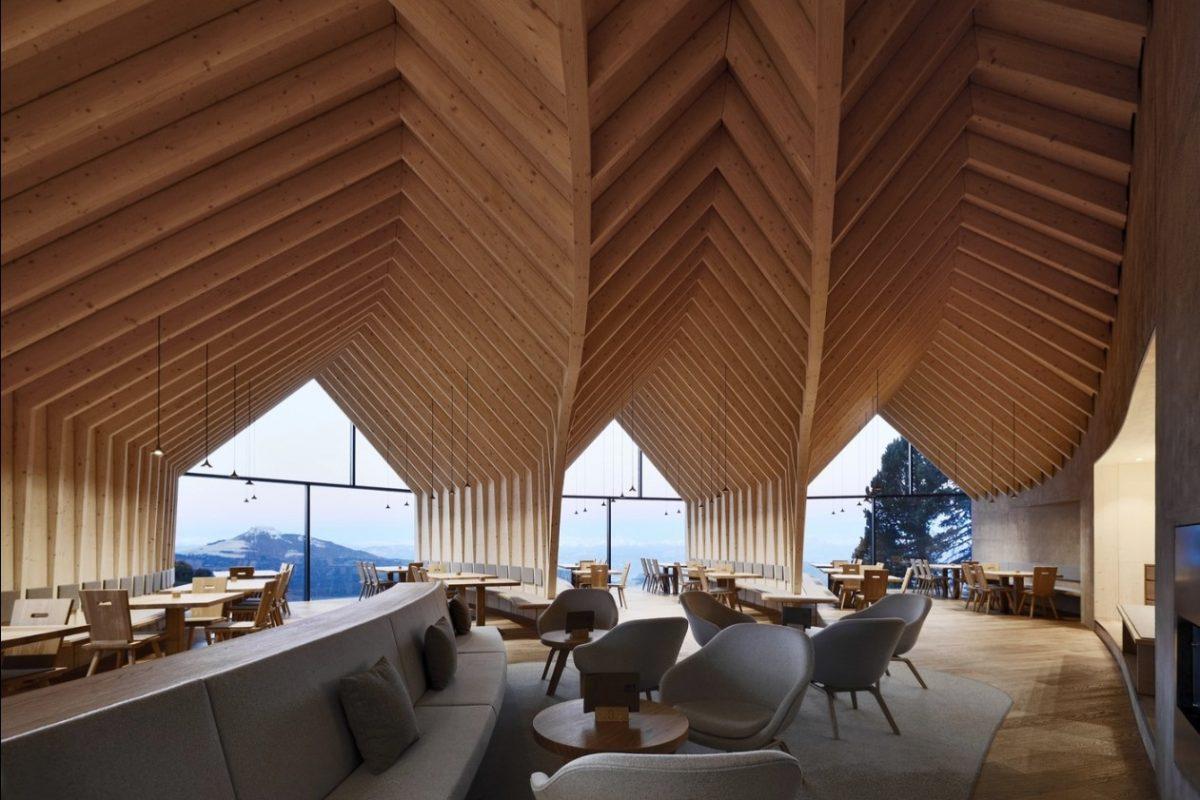 Cabana da Montanha Oberholz