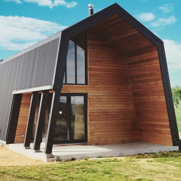 Prefab homes by Ecokit can be built in as little as four days