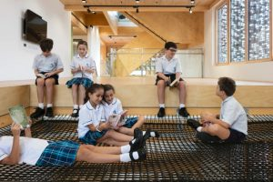 'A very different type of space': How traditional school design is changing