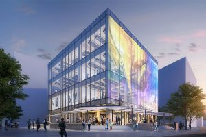 University of Newcastle Honeysuckle Masterplan Takes Shape