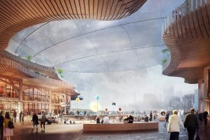 Sidewalk Labs unveils full Toronto waterfront master plan that's a timber-topia