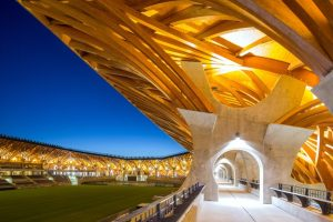 Innovative Detail: Pancho Arena