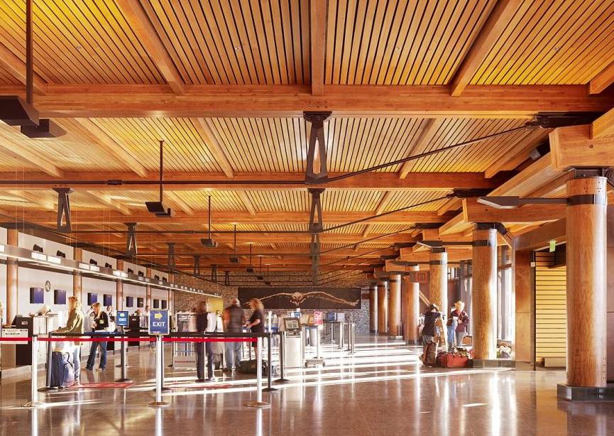 Jackson Hole Airport Renovation & Expansion