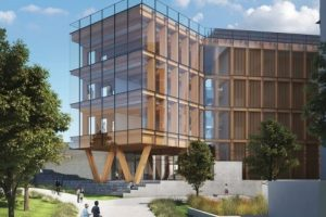 Timber Solution Prescribed for Macquarie University Clinical Education Development