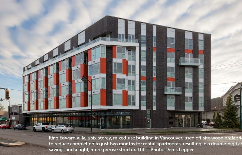 Winning with wood – How wood is boosting affordability, value, and innovation