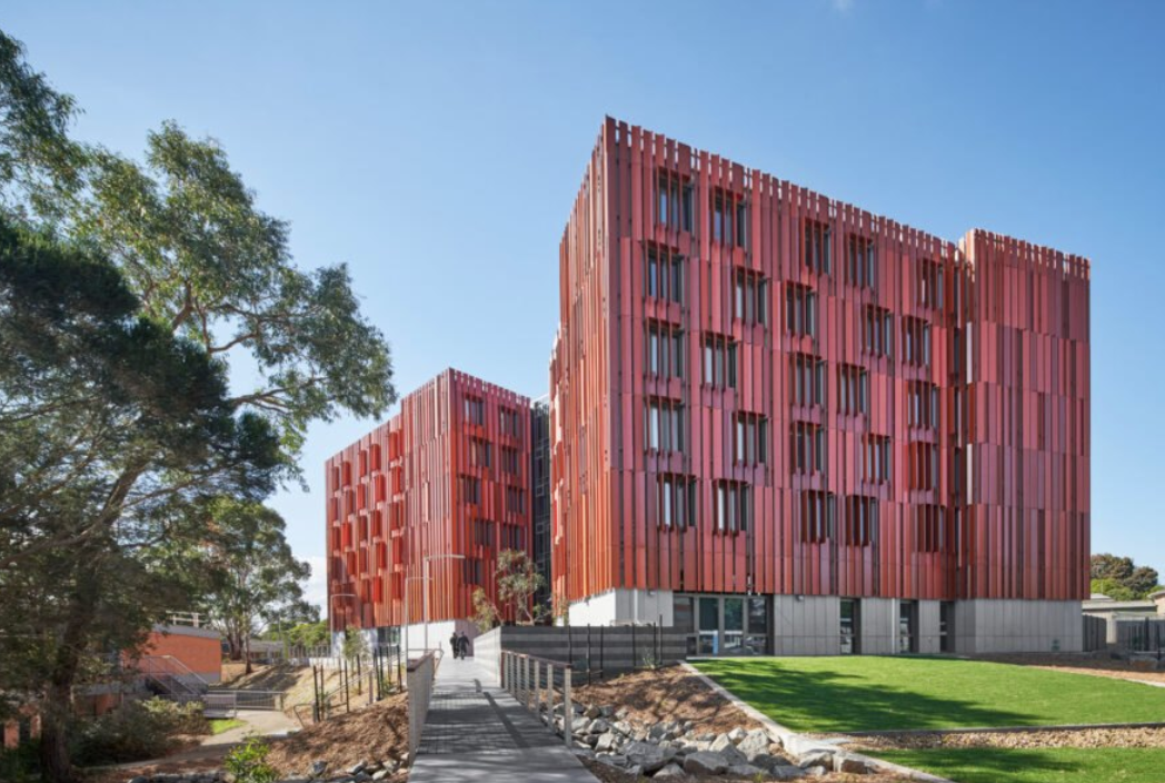 This student housing is the largest Passive House-certified building in the Southern Hemisphere