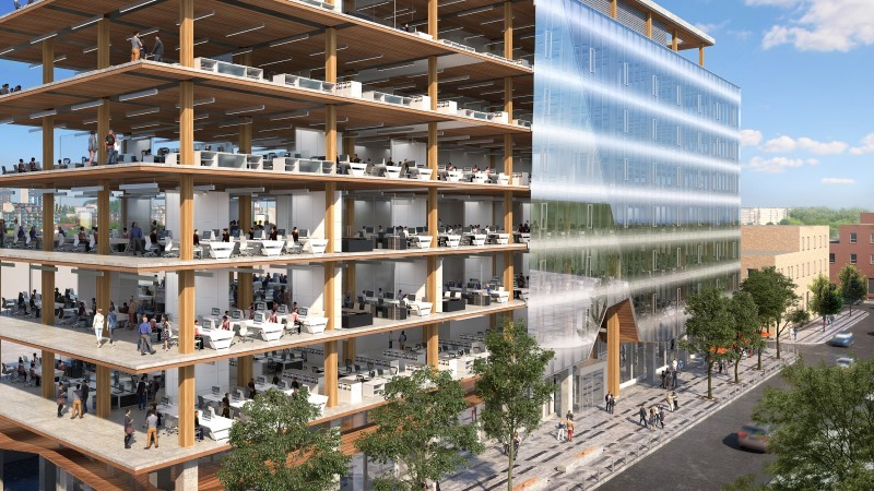 Why Canada is Incentivizing Mass Timber Development