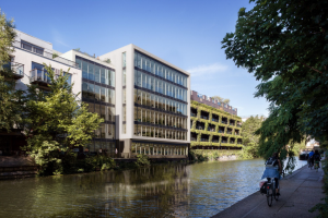 Developer unveils £33m sustainable office development in Shoreditch