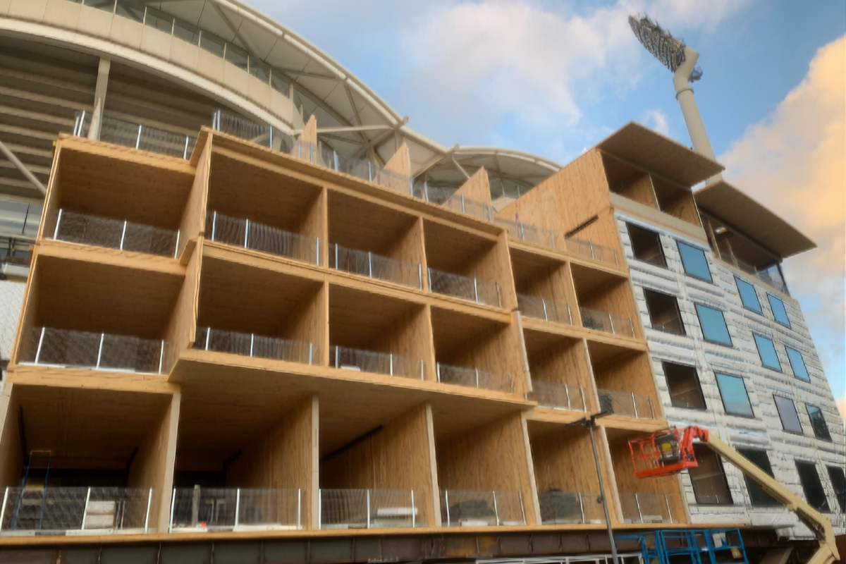 Adelaide Oval Hotel