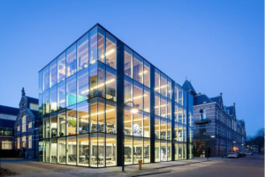 Cepezed's new offices are a demonstration of circular design