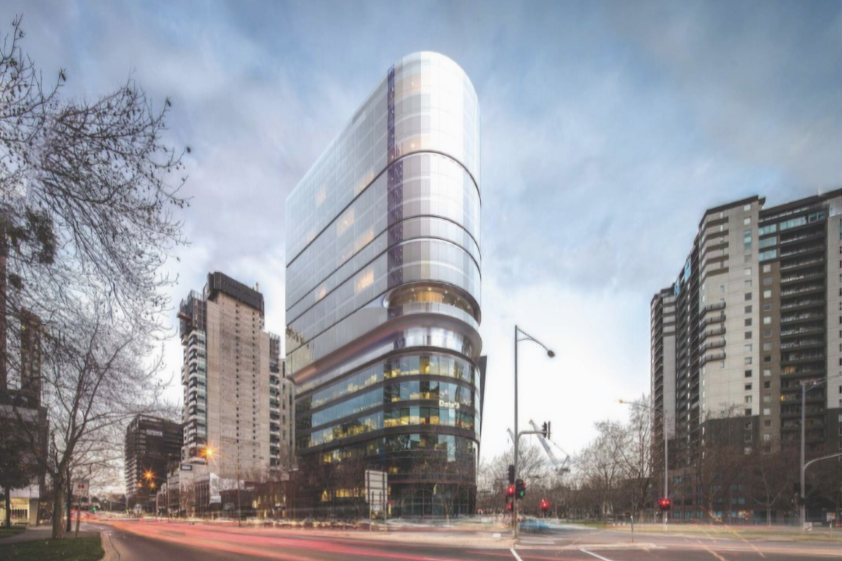 Tallest Timber Adaptive Reuse Building Set To Open