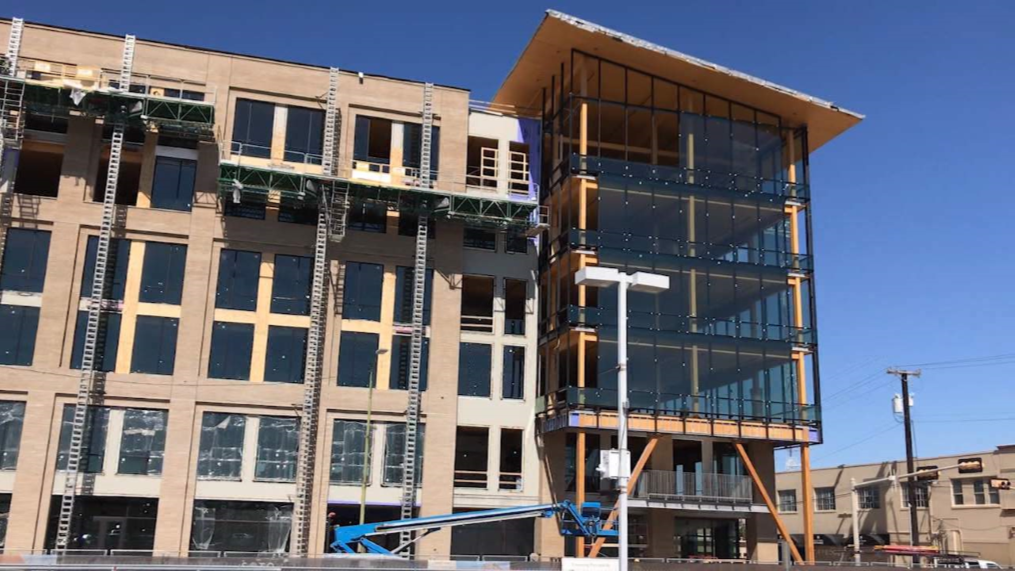 Soto building on Broadway is the first of its kind in SA