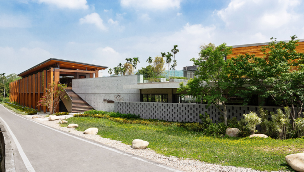 Studiobase Architects Completes On On Nature Restaurant In The Heart Of Taiwan