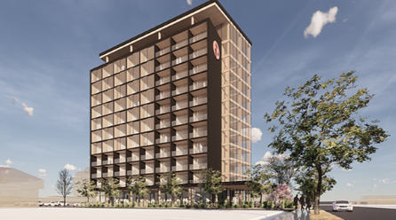 HDR Selected to Design 12-Story Mass Timber Tower