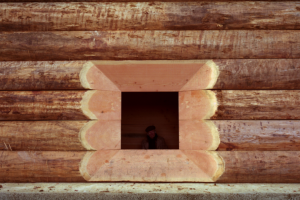 Architectonic & Structural Possibilities of Log Wood