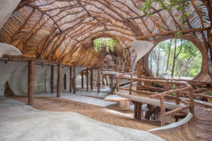 Guggenheim successor opens tropical-influenced IK Lab art gallery in Tulum