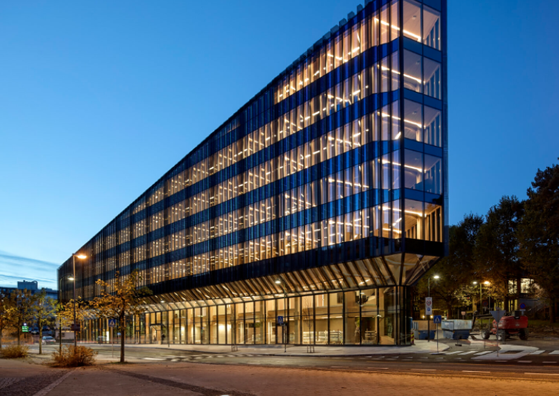 Welcome to One of Europe's Largest Commercial Buildings In Wood