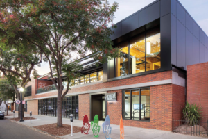 SmithGroup's Sacramento Office for a Construction Pro Showcases the Client's Expertise