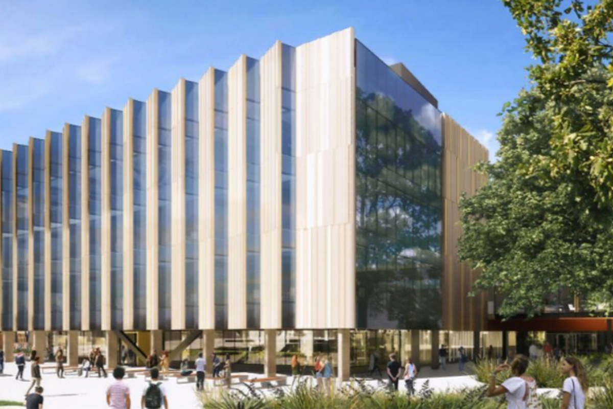 AUT's Built Environment is Changing