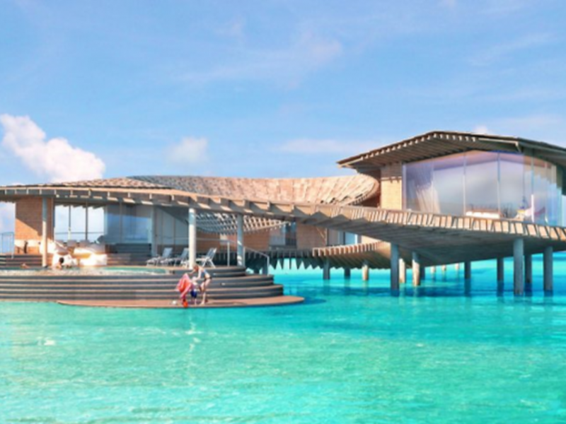 "Kengo Kuma and Foster + Partners designing ""world's most ambitious tourism development"" in Saudi Arabia"